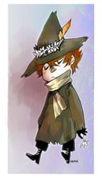 snufkin by crannibal
