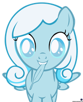 MLP Vector - SnowDrop by MLPBlueRay