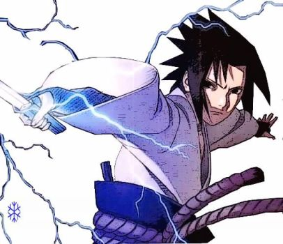 Sasuke by Tony-345