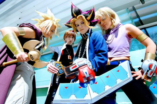 YGO: Battle City by chibinis-chan