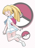 Lillie by mgcoco