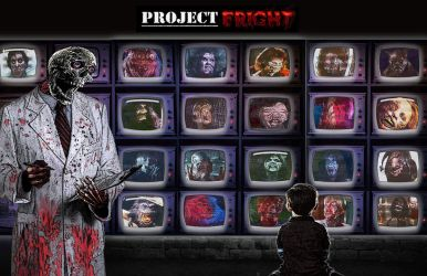 Project Fright Tribute to 80s Cult Horror by Projectfright