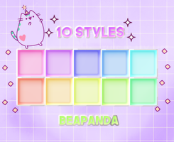Styles 017 // Highlight by BEAPANDA