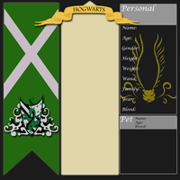 | Slytherin App | by zZLazyWolfZz