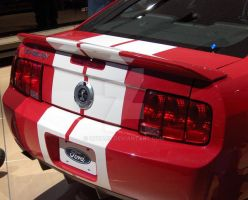 Ford Shelby Cobra Mustang 2007 by Qphacs