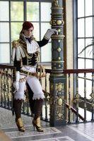 Mary Spencer _ Trinity Blood by shenneechan