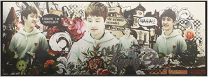 Kyung Soo Facebook Timeline#1 by SuzyKimJaeXi