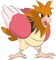 Pokemon - Spearow