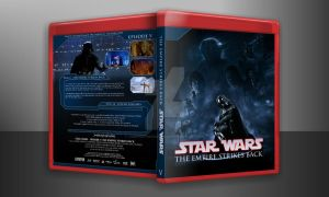 Star Wars - The empire strikes back case preview by JamshedTreasurywala