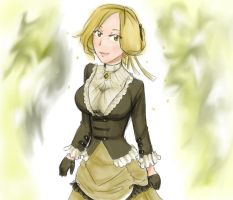 Victorian style -Auria by Laet-lyre