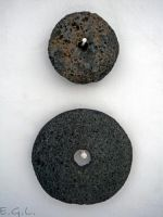 Pair of stones by Evicas