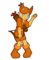 TOME: Archy by Kirbopher15