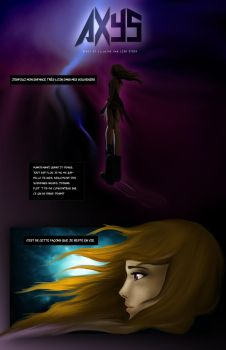 Comic Book - 1ere Page BD by LisaStockk