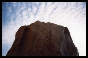 Rocks, Clouds and Sky_CRD02 by Xalira
