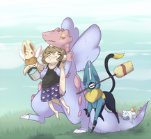 PKMNation: No Time to Sleep! by alsoword