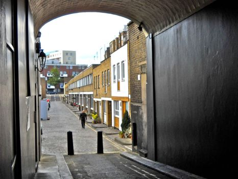 Glouchester Mews by stoneangel3