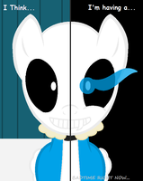 Two Sides of Sans by cjc728
