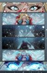 Witchblade #1 page 01 by BryanValenza