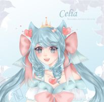 Headshot | Celia by Iceliarea