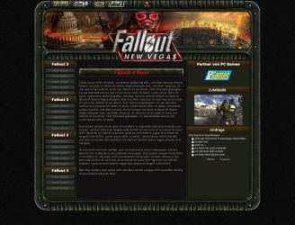 Fallout 3 New Vegas by phex2005