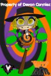 Tricks and Treats - Sticks the Scarecrow by PlayboyVampire