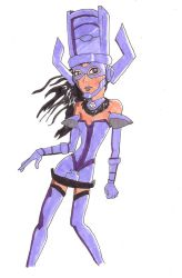 Daughter of Galactus by candlehat
