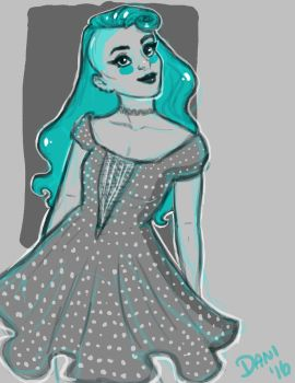 Warm up - TEAL by Sekhmet-Heart