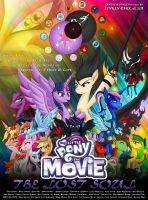 My Little Pony - The Lost Soul (Movie Poster) by nigel5469