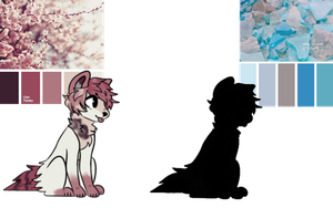 Canine Mystery Adopts Auction 4 (1/2 by blueberrybonbon