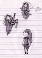 Marceline the Vampire Queen by BatmanNelson