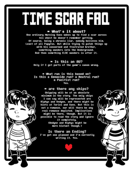 Time Scar FAQ and About by C-Puff