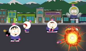 South Park Bomberman by niels827