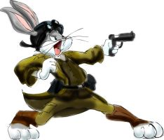 Bugs Bunny by buster126