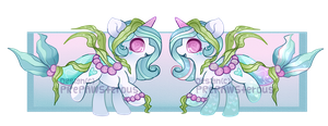 :Pond-Pony Up For Auction(closed): by PrePAWSterous