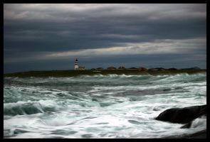 The Power of The Ocean by dvartdal