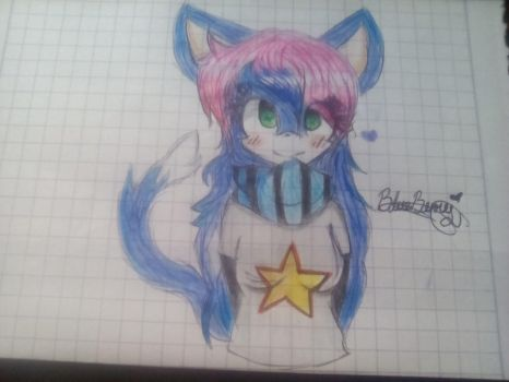 Request for Cat by FriskBloddyPainter