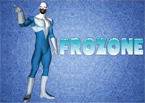 Frozone by arrowhead42