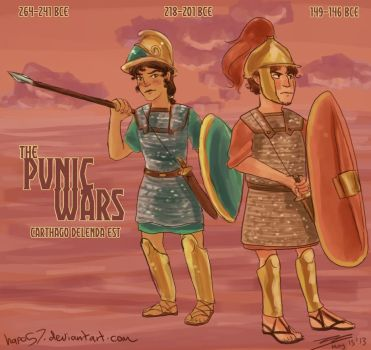 APH: The Punic Wars by Hapo57