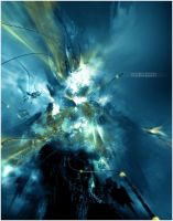 BLUTIC.WATER COLLAB by Feni-x