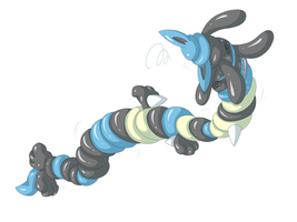 flexiblucario 06 by dlrowdog
