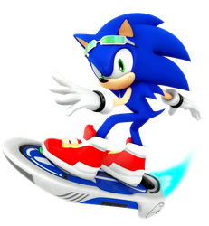 Sonic: Riders Outfit 2018 Render by Nibroc-Rock