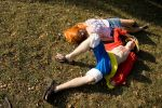 OP_If I lay here... by NamimoreCosplay