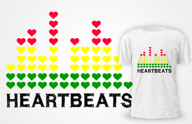 Heartbeats Equalizer by 32-D3519N