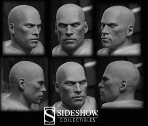 Sideshow Mass Effect by TrevorGrove