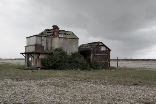 Orford Ness 27 by CitizenJustin