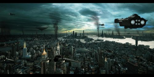 Next Generation of New York by Stefan1502