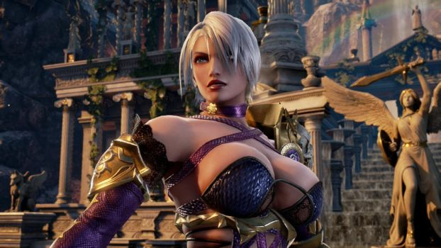 Soul Calibur 6 Ivy Valentine is join the fray by NeroJinKazama
