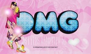 OMG STYLES by Romina-panquesito