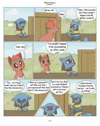 PMD Evolution: Chapter 3 page 11 by Snapinator