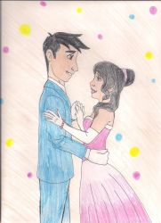 Dancing with you by Bella-Who-1